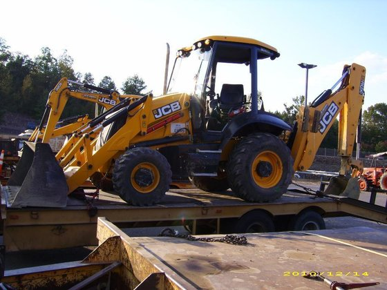 2011 Jcb 3CX 14 Backhoes