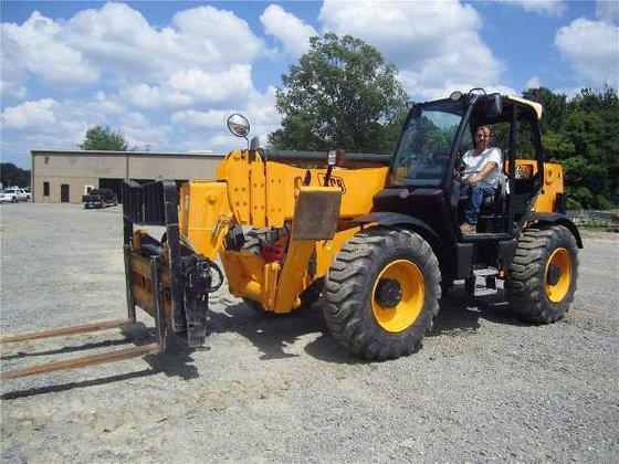 2009 Jcb 550-170 Loaders in