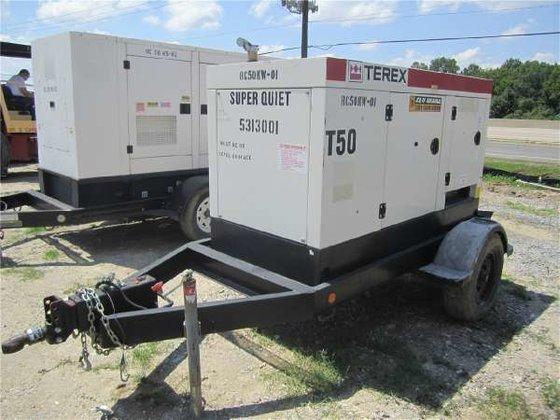 2000 Terex T50 Generators in