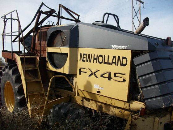 New Holland FX45 (SALVAGE) Harvesters
