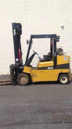 Yale GLC100MJNGAV108 Forklifts in Bensalem,