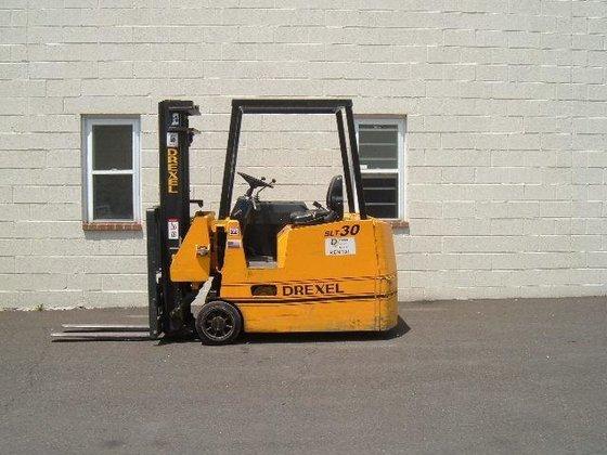 Drexel SLT30 Forklifts in Bensalem,