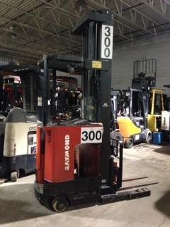 1998 Raymond R40TT Forklifts in