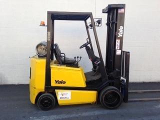 Yale GLC050RGNUAE092 Forklifts in Bensalem,