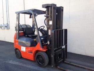 Toyota 7FGCU20 Forklifts in Bensalem,