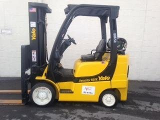 2006 Yale GLC060VXNURE085 Forklifts in
