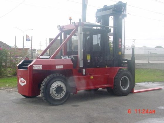 2009 TAYLOR T300M Forklifts in