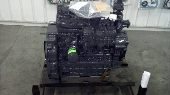 KUBOTA Remanufactured Engines Engines in