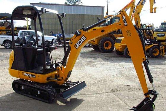 2013 Jcb 8018CTS Excavators in