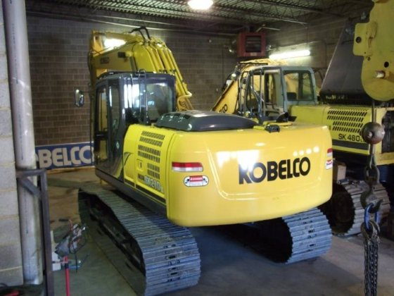 2014 KOBELCO SK210 Excavators in