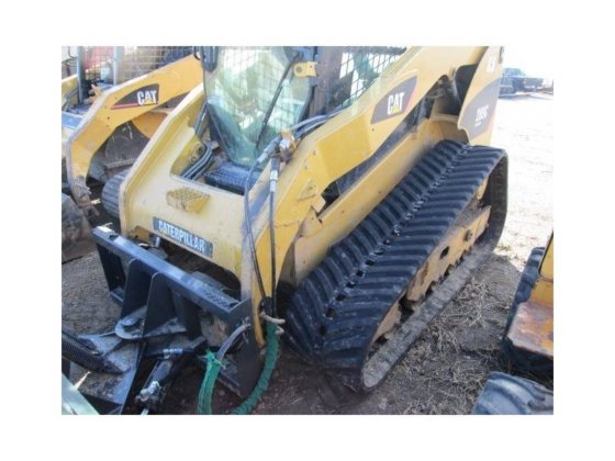 2009 CATERPILLAR 289C Skid steers
