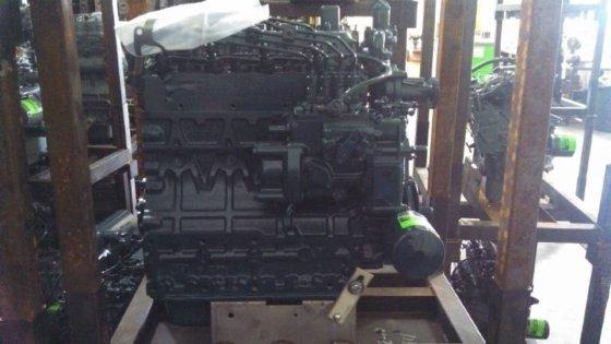 COMBILIFT Remanufactured Kubota Engine to