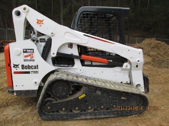 2013 BOBCAT T750 Skid steers