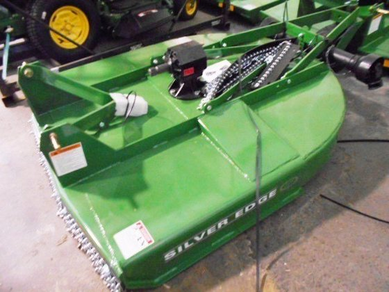 SILVER EAGLE ROTARY BRUSH CUTTER