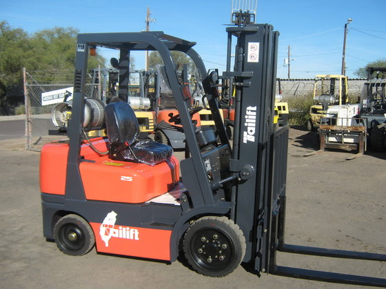 2016 TAILIFT FG25C Forklifts in