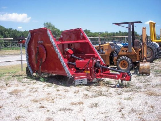 HOWSE Batwing Mower Mower conditioner