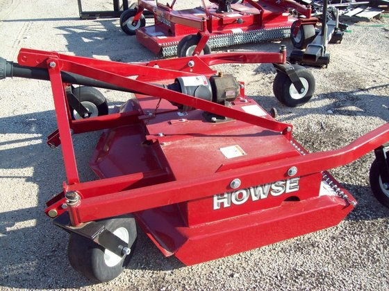HOWSE Finish Mower Mower in