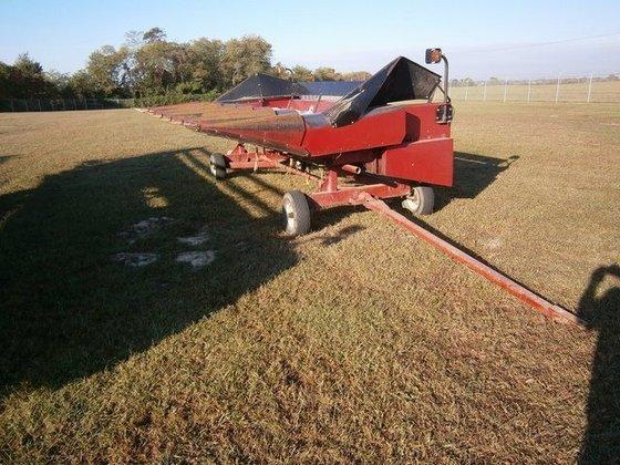 KILLBROS UT125 Harvesting equipment in