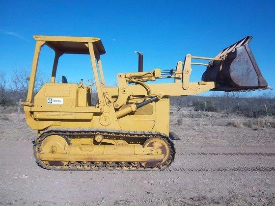 CATERPILLAR 955L Tractor loaders in