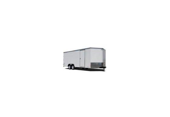 2017 HAULMARK 8.5x20 T/A 7k