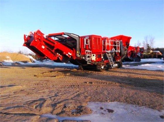 2014 TEREX Finlay J1170 Crushers