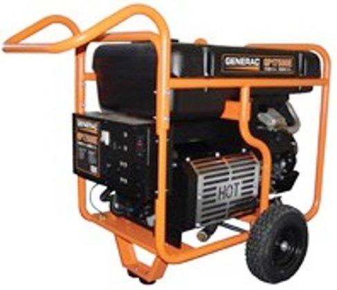 GENERAC GP17500E GP Generators in