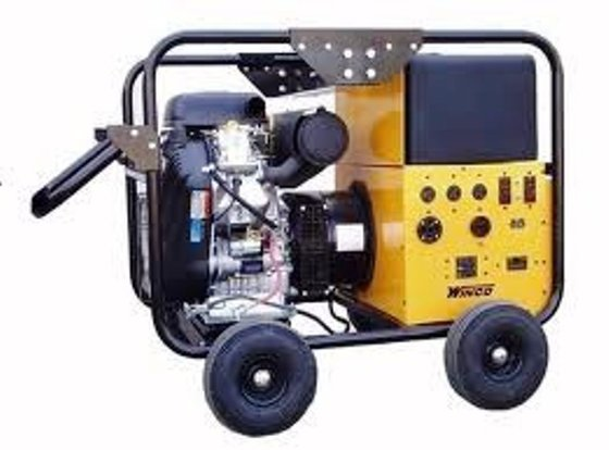 WINCO Generator Generators in Greensboro,