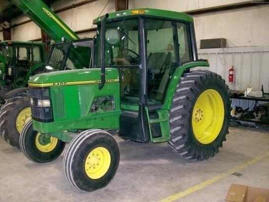 1994 JOHN DEERE 6400 Tractors