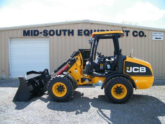 2013 Jcb 406B Wheel loaders