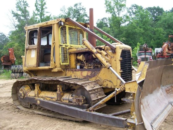 1974 CATERPILLAR D6C Crawler tractor