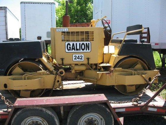 1998 Galion 242 Compactors in
