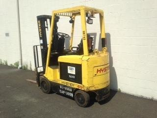 Hyster E40XM2S Material handlers in