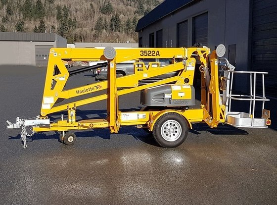 2016 BIL-JAX 3522A Towable lift