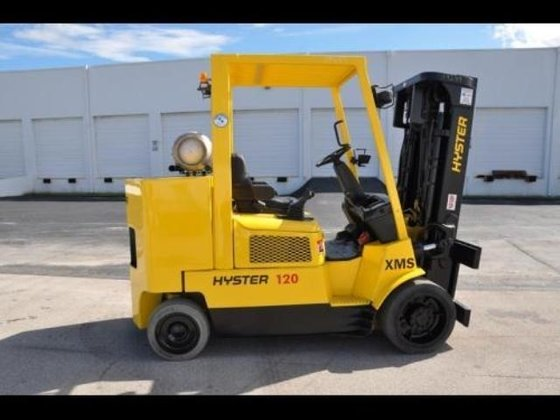 HYSTER S120XMSPRS Forklifts in Fort