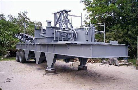ALLIS-CHALMERS 13x36 Crushers in Opa-locka,