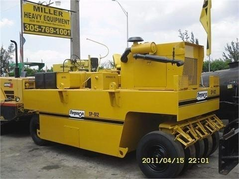 FERGUSON SP912 Compactors in Opa-locka,