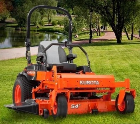 2014 KUBOTA Z724KH-54 Mower -