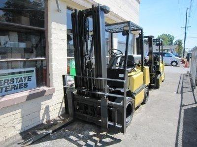 YALE 6,000 LB Forklift Forklifts