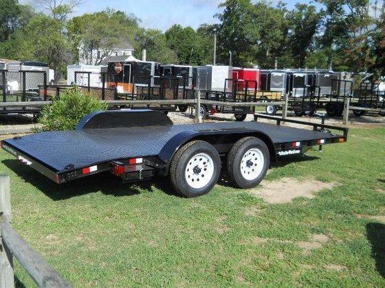 2016 American CH16S Car hauler