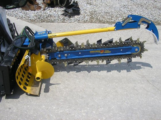 "2014 Auger Torque 4'x6"" EQUIPMENT"