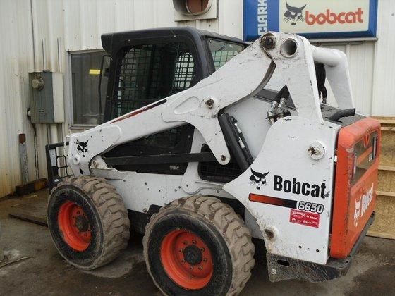 2011 Bobcat S650 Skid steers