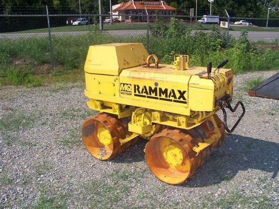 RW1404-MR EQUIPMENT VIBRATORY COMPACTOR in