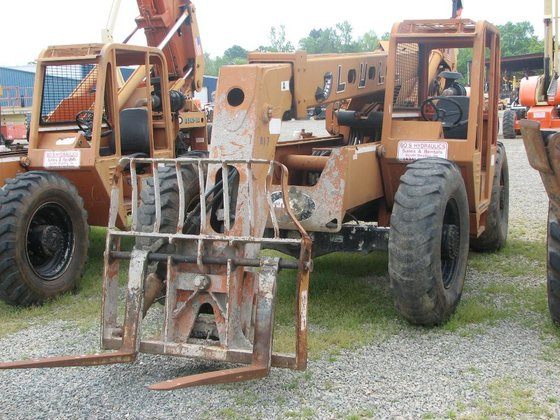 1998 Lull 644B-37 Forklifts in