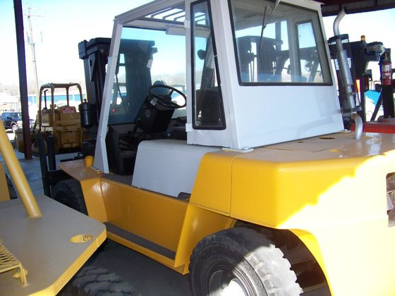 Yale GDP165HBJUAV093 Forklifts in South