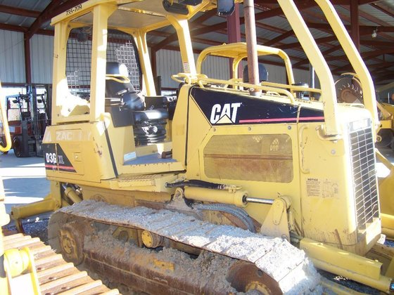 Caterpillar DG3 Dozers in South