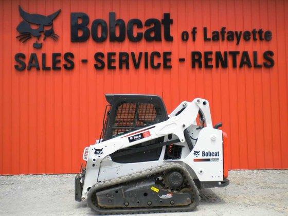 2014 Bobcat T590 (Roller Suspension