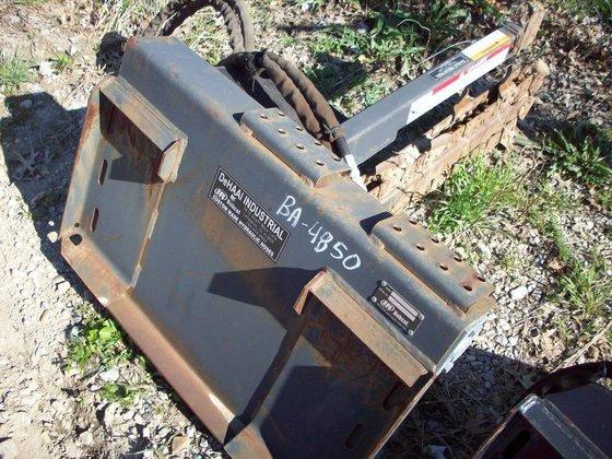 2003 Bobcat Trencher LT102 Trenchers