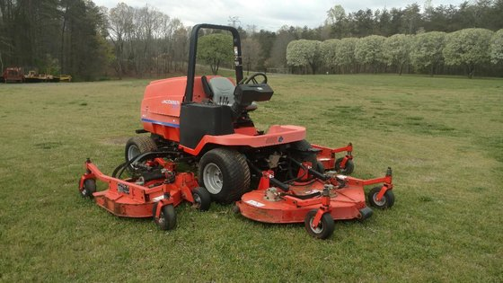 JACOBSEN TEXTRON HR-5111 Riding lawn