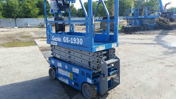 2007 Genie GS-1930 Work platforms
