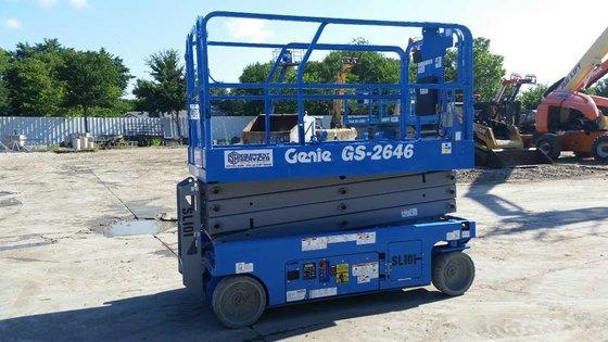 2013 Genie GS- 2646 Work